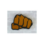 orange-fist-wall-art