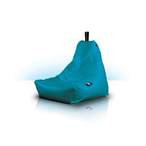 MiniB Indoor Bean Bag Aqua