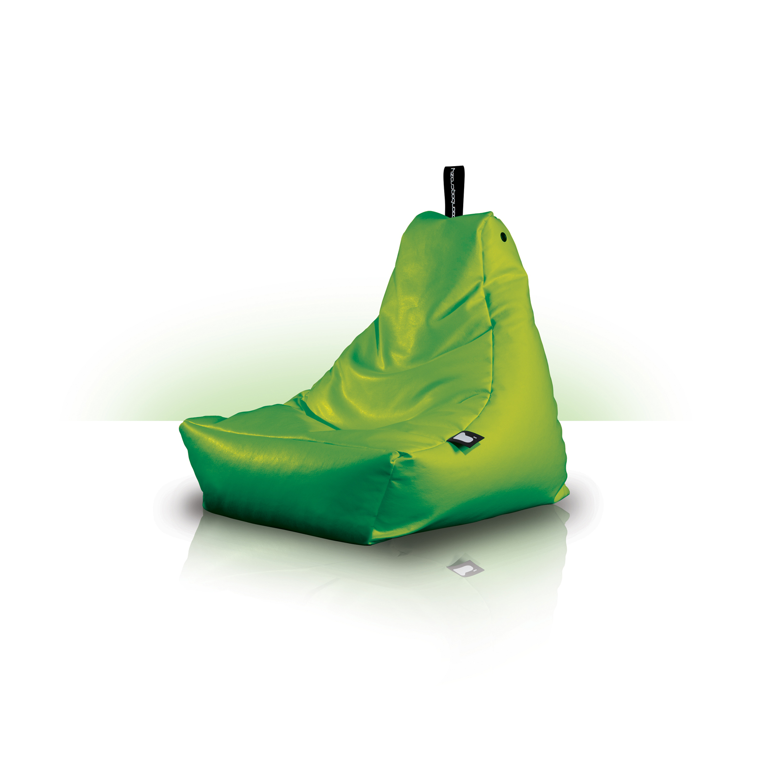 Minib Indoor Bean Bag Lime Green