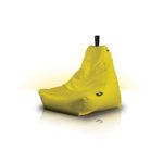 MiniB Yellow Indoor Bean Bag