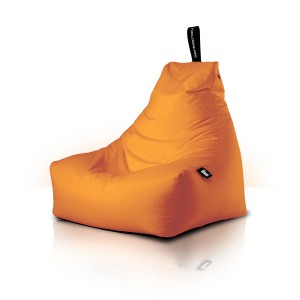 MightyB Outdoor Bean Bag Orange
