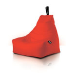 MightyB Outdoor Bean Bag Red
