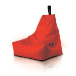 MightyB Indoor Bean Bag red