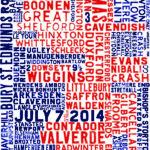 Special Edition A1 Tour De France Print   Design Essentials