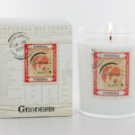 Geodesis Freesia Scented Candle - Design Essentials