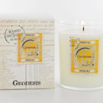 Geodesis Neroli Scented Candle - Design Essentials