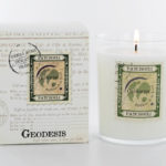 Geodesis Patchouli Scented Candle - Design Essentials