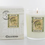Geodesis Black Tea Scented Candle - Design Essentials