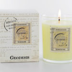 Geodesis Tuberose Scented Candle - Design Essentials