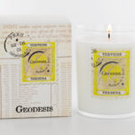 Geodesis Verbena Scented Candle - Design Essentials