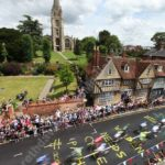 Tour De France Print