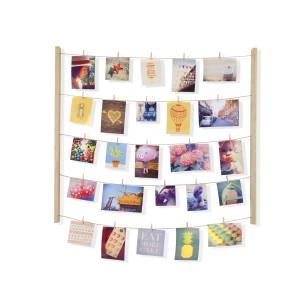 design essentials hangit photo display from umbra