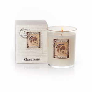 Agar Wood Scented Candle from Design Essentials