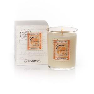 Bergamot Scented Candle from Design Essentials