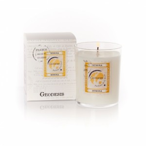 Mimosa Scented Candle from Design Essentials
