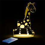 Aloka Giraffe Night Light