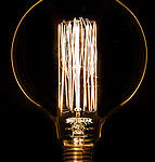 Vintage Globe Bulb from Design Essentials