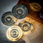 Cartridge Coaster - Set of 4 from design essentials in saffron walden