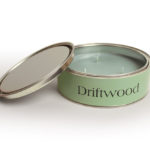 Driftwood Scented Candle Large Filled Tin