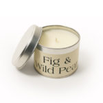 Fig and Wild Pear Candle from Design Essentials Saffron Walden