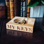 My Keys Holder Beechwood