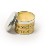 Spiced Ginger and Lemon Thyme Scented Candle