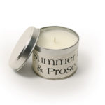 Summer Fruit and Prosecco Scented Candle