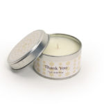 Thank You Scented Candle Design Essentials