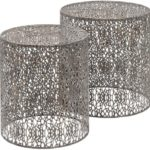 caprio set of two grey nesting side tables from design essentials
