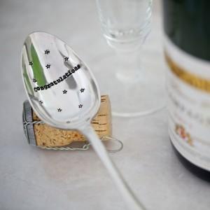 Congratulations Dessert Spoon