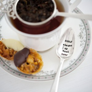 Fifty Shades of Earl Grey Teaspoon