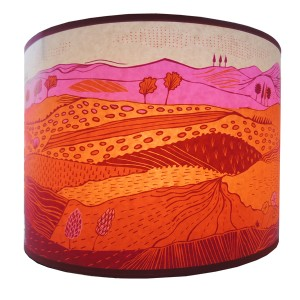 Landscape Lampshade