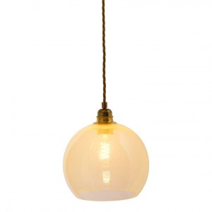 Small Alabaster Rowan Pendant Light