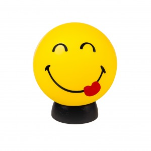 smile lamp smiling design essentials lighting playful tongue sticking out