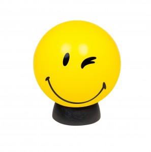 smile lamp wink design essentials lighting playful