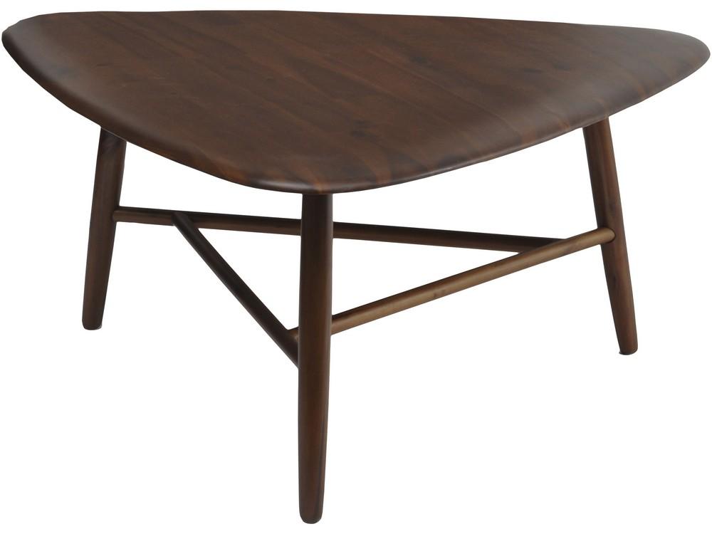 Dark Wood Coffee Table Design Essentials