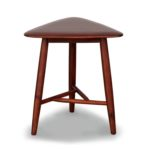 Design Essentials side table coffee table dark wood low-table homeware furniture saffron walden lighting