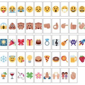 Emoji Extra Symbol Pack from design essentials
