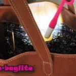 Bag light Design Essentials handy saffron walden essex local new product lighting