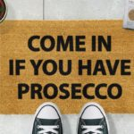 Design-Essentials-Come-in-if-you-have-Prosecco-Doormat-Saffron-Walden-Local-Business-Trends-Homeware-Interior-Garder