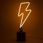 Design Essentials Neon Lightening Bolt