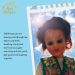Gail Grisham friendship card