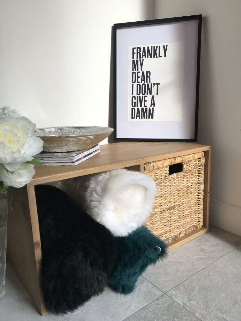 Sheepskin rugs,styling with sheepskin rugs, adding character to your home.