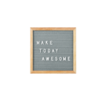 Design Essentials Saffron Walden Pin Board Felt Small Trends Homeware Frame Board Lettering Display