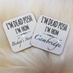 Design Essentials Dead Posh Coaster Essex Saffron Walden Accessory Local