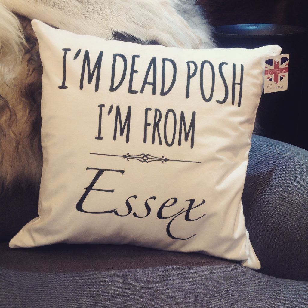 Design Essentials Shopping Canvas Bag Essex Saffron Walden Accessory Local Great Chesterford Pillow