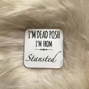 Design Essentials Coaster Dead Posh Homeware and accesorries