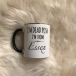 Design Essentials Mug Dead Posh Homeware and accesorries Essex