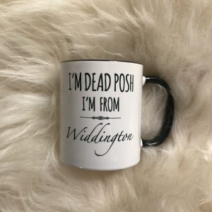 Design Essentials Mug Widdington Dead Posh Homeware and accesorries