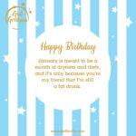 Gail Grisham January birthday